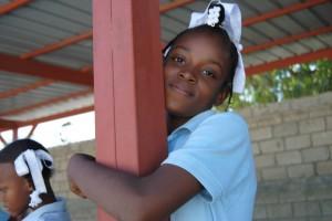 Haiti girl