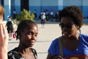 haiti mothers