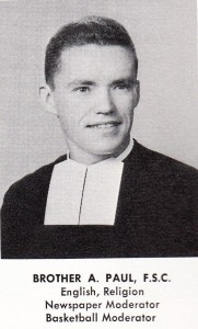 young Brother Paul