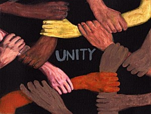 unity - hands