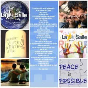 young lasallians peace