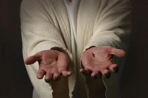 The Hands of Jesus