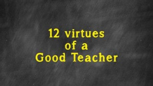 12 virtues 2